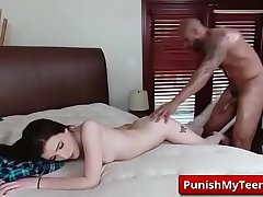 Submissived presents Hatefucking A Snitch with Nina Nirvana free vid-04