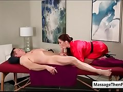Unfaithfully Yours with Anna De Ville free clip-02 from Fantasy Massage