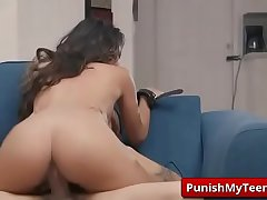 Submissived presents Bandits Of Bondage with Sophia Leone free vid-04
