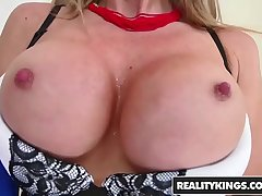 RealityKings - Big Tits Boss - The Blow Job