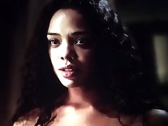Tessa Thompson Nude Scene (Copper)
