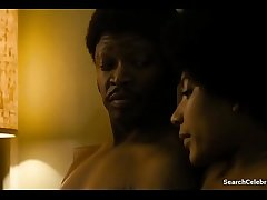 Natalie Paul Nude - The Deuce - S01E08