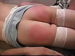 Make Her BBW Ass Red From Spanking