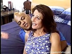 Husband Loves Watching Wife Take Anal