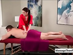 Unfaithfully Yours with Anna De Ville free clip-01 from Fantasy Massage