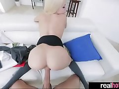 Horny Real GF (elsa jean) Banged Hardcore In Sex Scene mov-16