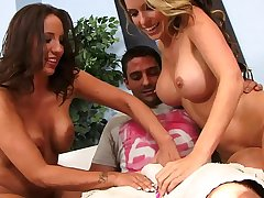Milf and daughter fuck her daughter'_s boyfriend #1-HD-version