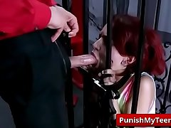 Submissived presents Put Out Or Get Out with Lola Fae free vid-02